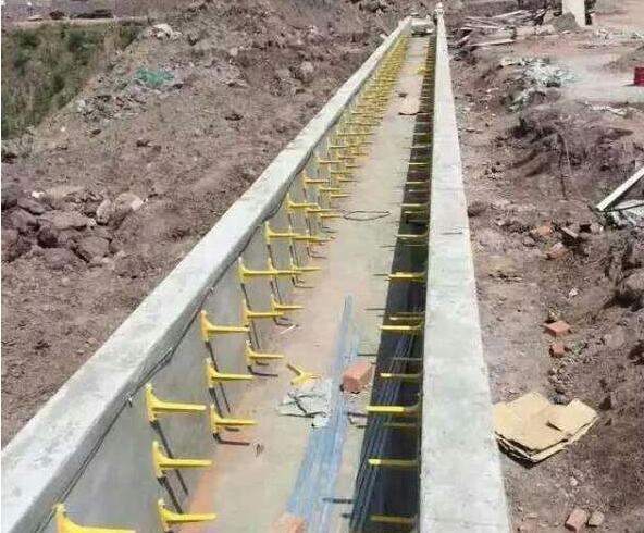 惠阳市惠阳区市政建设工程公司-直埋式电缆支架,我选湖北全越!