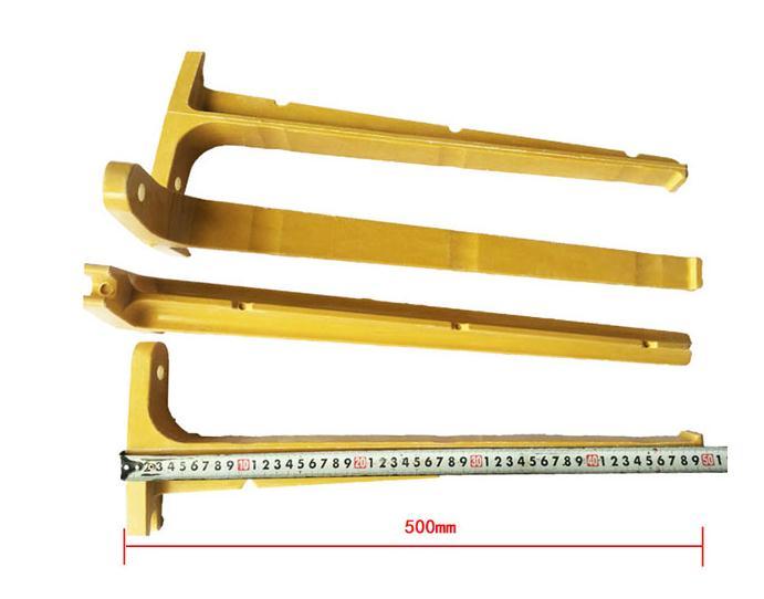 500mm螺钉式电缆支架