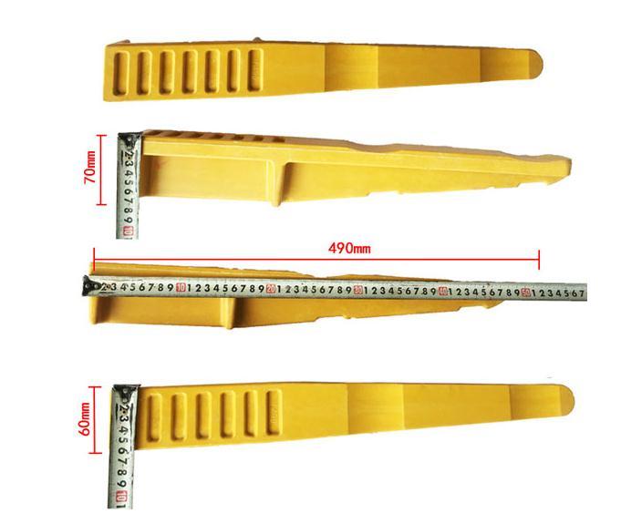 预埋式490mm电缆支架