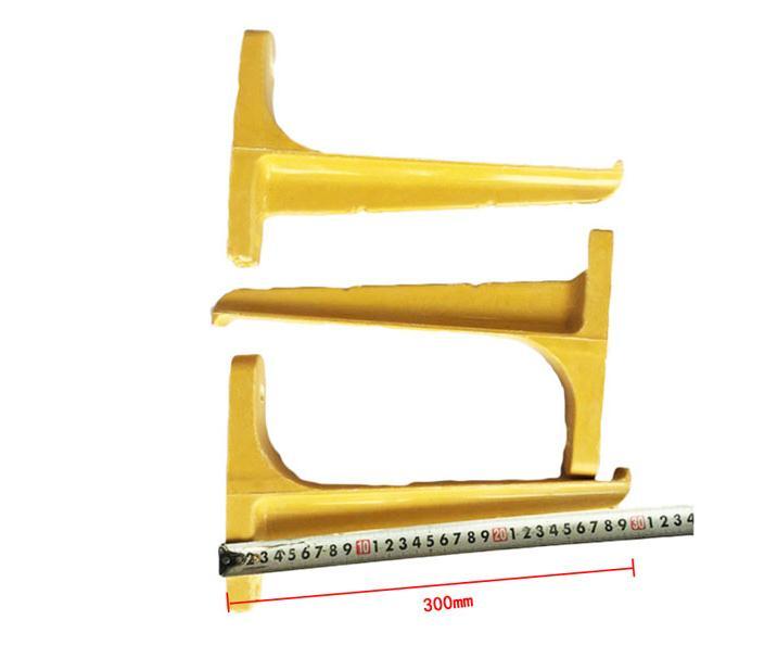300mm螺钉式电缆支架