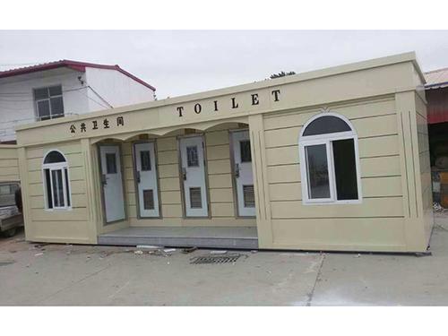 四川移動廁所銷售成功案例
