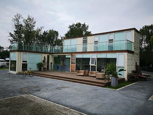 四川集裝箱房屋