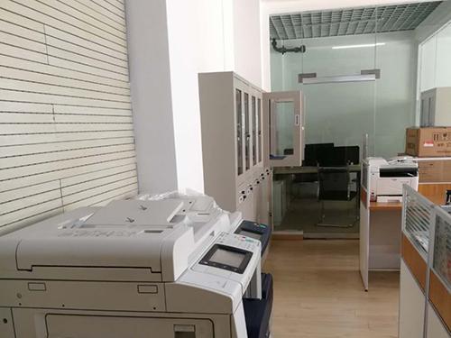 成都打印机租赁企业风采