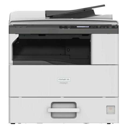 国产品牌复印机 ---方正FR3240S数码复印机产品详情