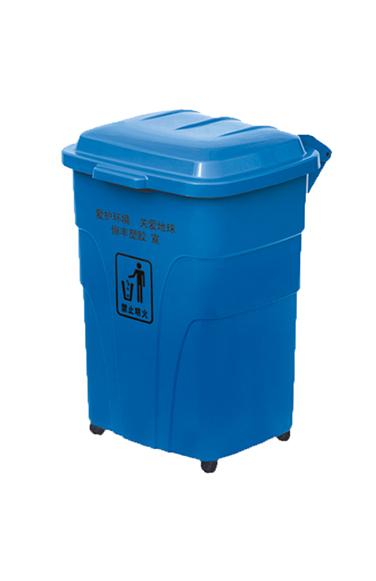 成都塑料垃圾桶批发成功案例
