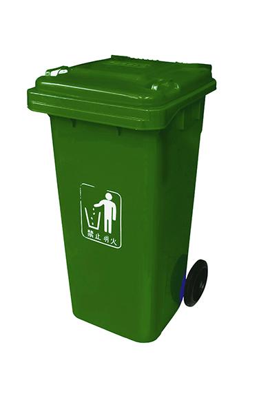 成都环卫垃圾桶成功案例