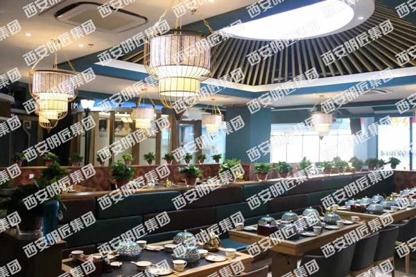 陕西餐饮家具厂家