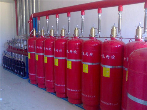陕西消防设施工程