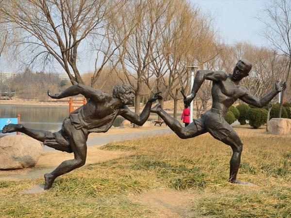 成都园林景观雕塑