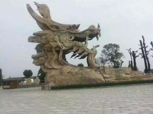 四川水泥雕塑生产