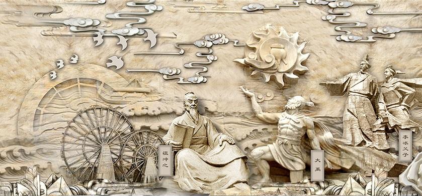 四川浮雕设计