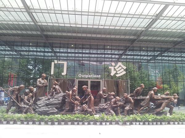 四川锻铜雕塑设计