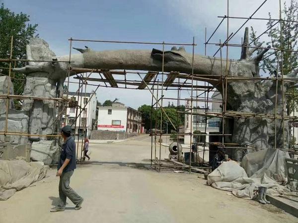 四川水泥雕塑制作