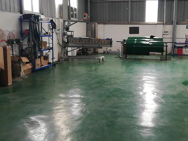 四川输送带厂家厂区环境