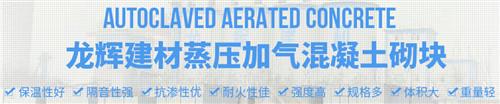 陕西千亿体育app下载加气混凝土砌块加工