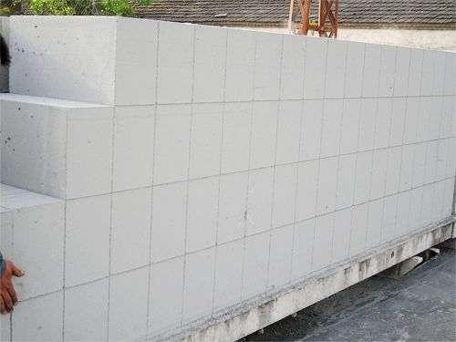 蒸压加气混凝土砌块的抹灰工艺你知道吗?