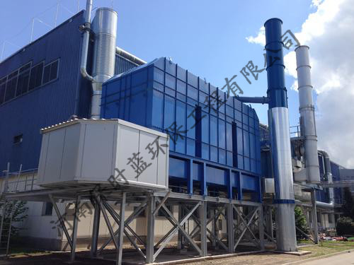 RTO蓄热式燃烧设备