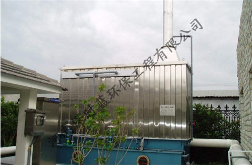 生物分解废气净化设备