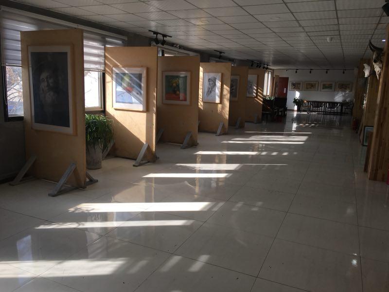 河南画室培训学校办公环境
