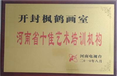 河南省十佳艺术培训机构