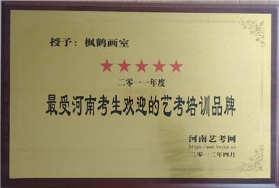 受河南艺考欢迎的艺考培训品牌