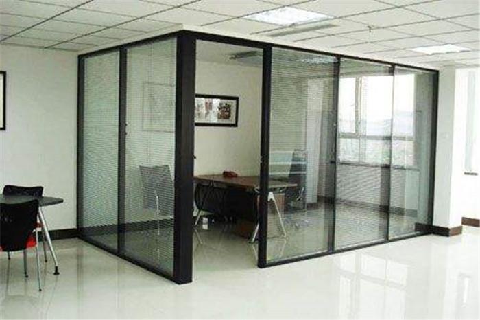 武汉办公室隔断安装