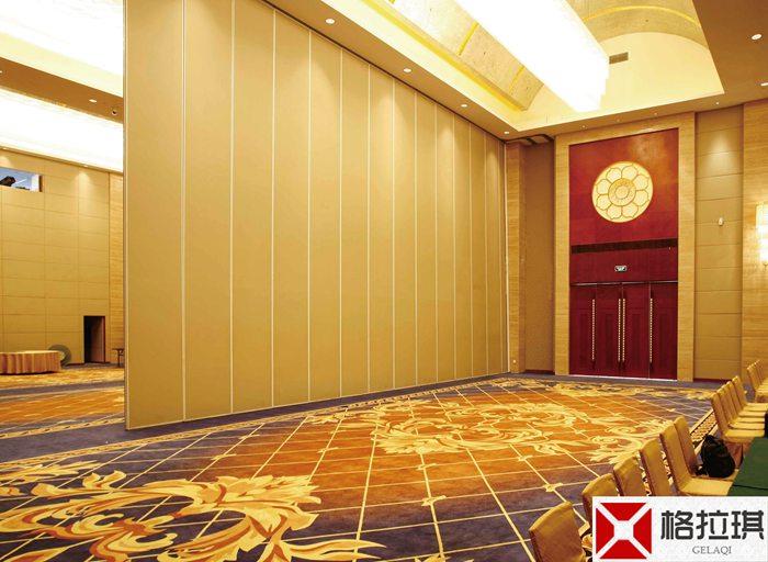 武汉酒店宴会厅隔断