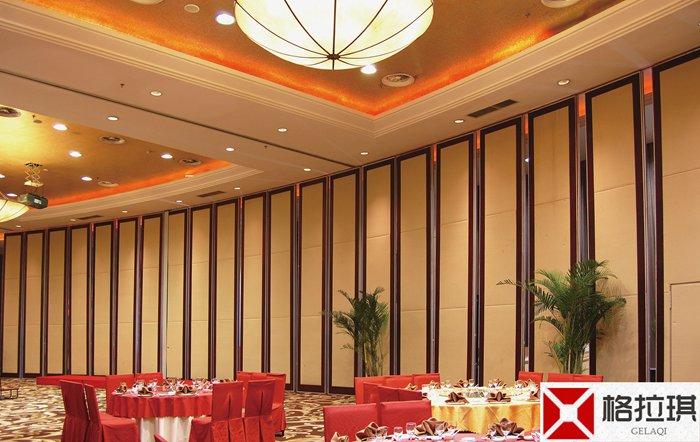 武汉酒店宴会厅隔断价格