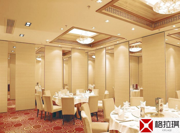 武汉酒店包房隔断安装