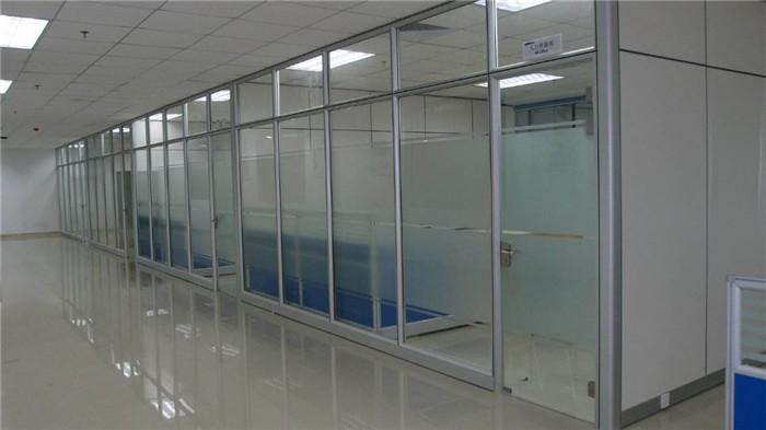 事业单位玻璃隔断