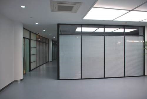 武汉办公玻璃隔断