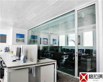 武汉玻璃隔断工程