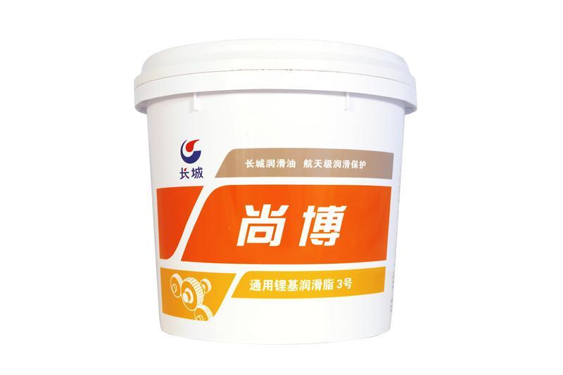 长城牌-尚博5kg通用锂基3号
