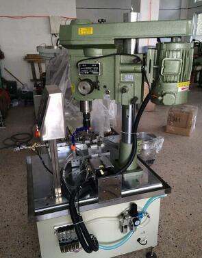 钻孔铣削的利器-四川攻丝机