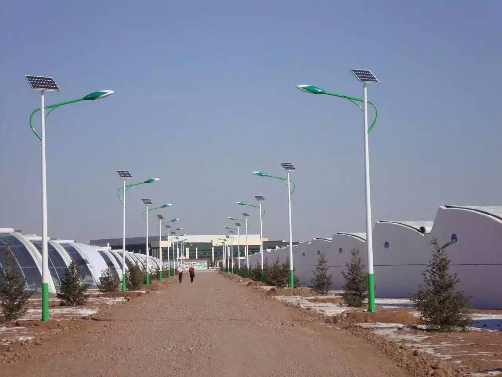 目前的四川太阳能路灯所具备的技术优势介绍
