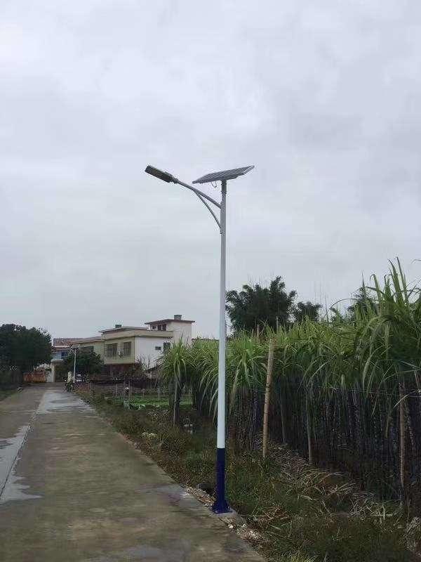 圣伟小编深度解析成都太阳能路灯的安装与保养技巧