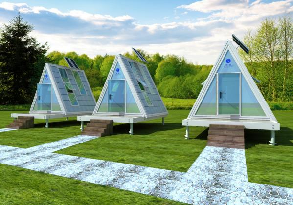 北极星三角房