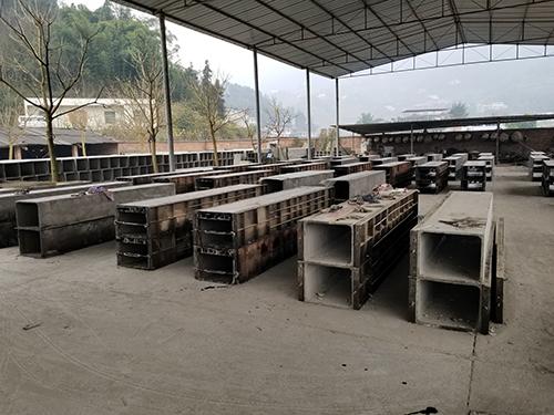 宜宾烟道生产厂区环境