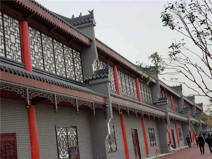 中式建筑案例展示!
