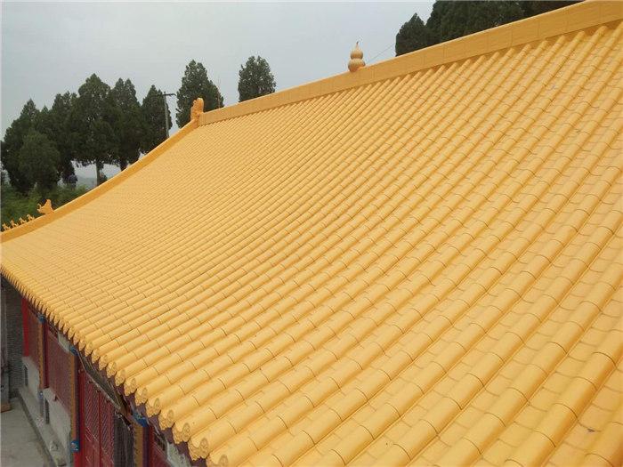 法华寺黄金屋顶