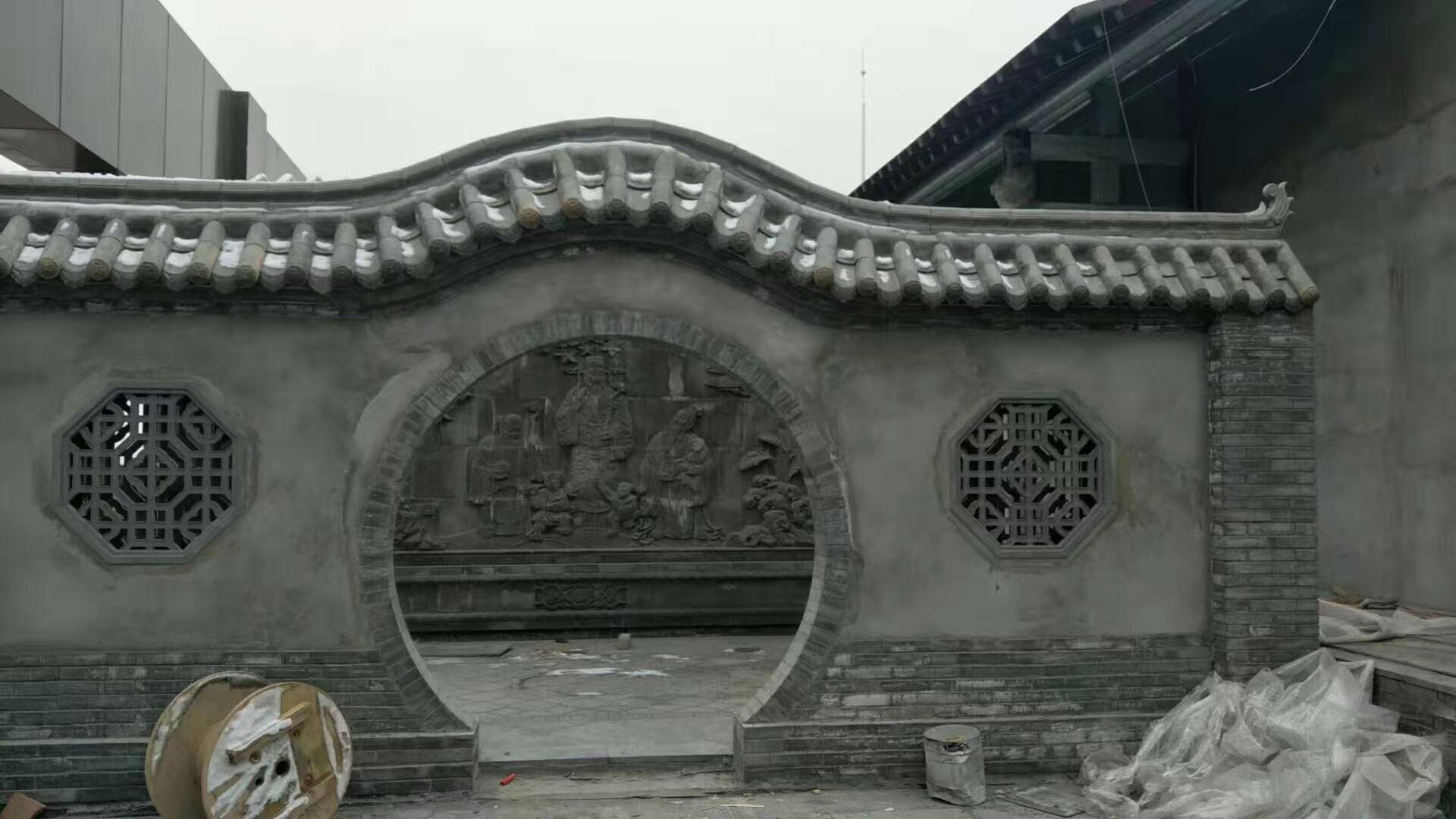 榆林府谷钢构项目建筑实例