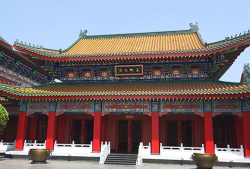 金属斗拱,中国古建筑独有的一个特色