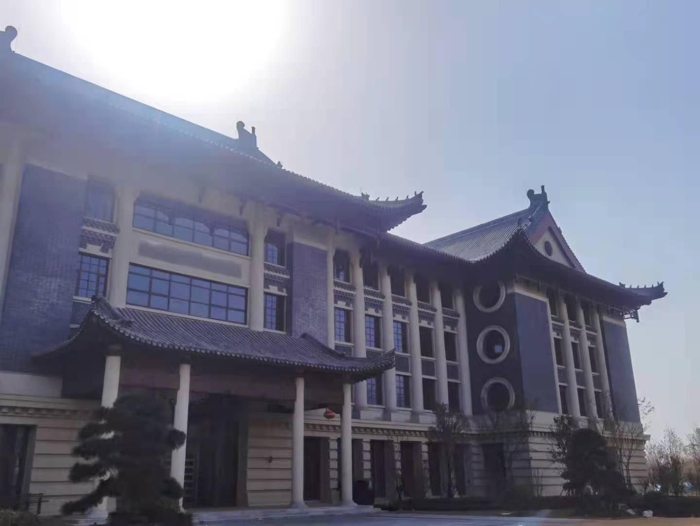 河南大学金属挂落外装项目实例分享
