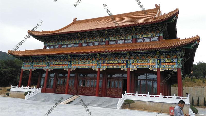 为什么中国有这么多仿古建筑?