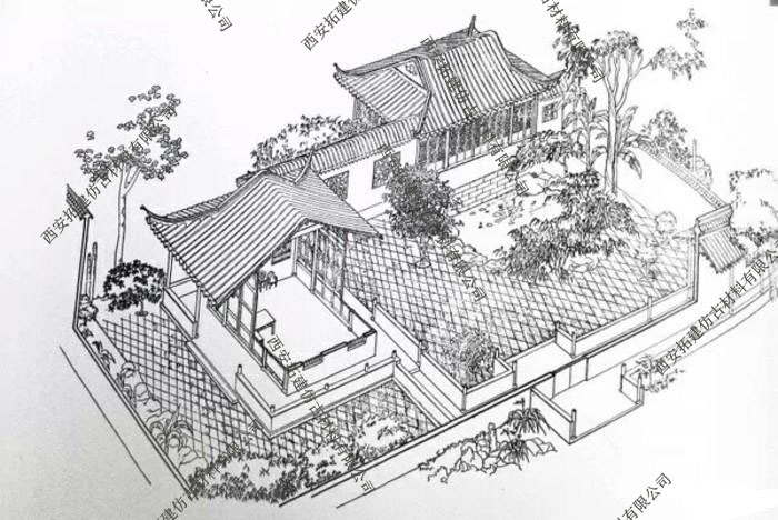 中国古建筑保护吸收了更多的国际理论,但是古建筑随着经济的发展造成的破坏