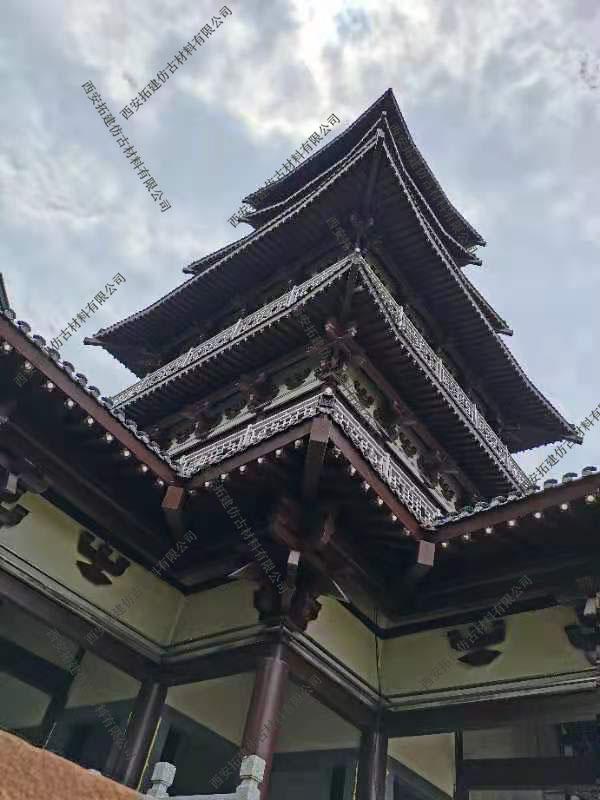 角科斗拱—我国古建筑史上角科斗拱营造技艺