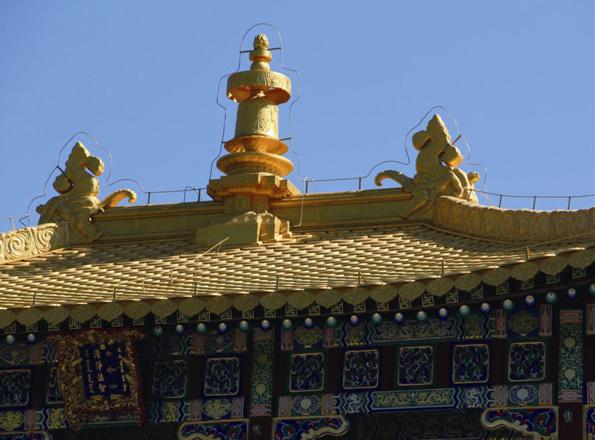 铜瓦-北京昭庙