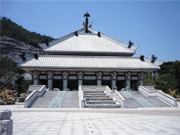 寺庙铜装饰