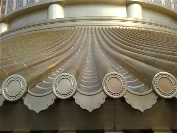 古建铜装饰