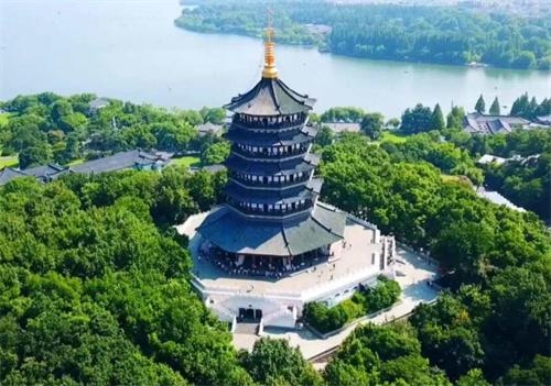 铜瓦在中国..铜塔雷峰塔中的应用